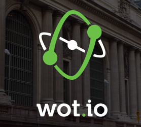 Joining Wot.Io As IoT Systems Integration Developer