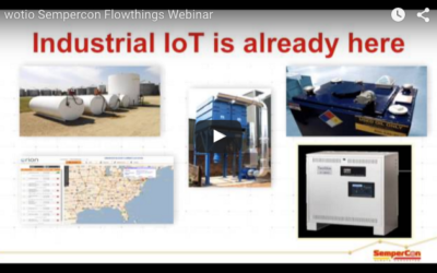 Sempercon Hosts Webinar On Deploying Industrial IoT Solutions