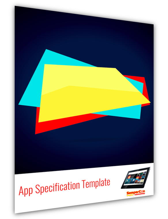 App product requirements technical specification template maxwellsz