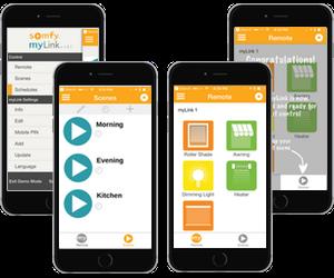 SOMFY-MYLINK-app